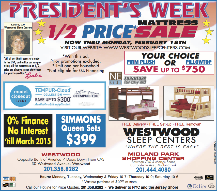 Contact Us At Westwood Sleep Centers