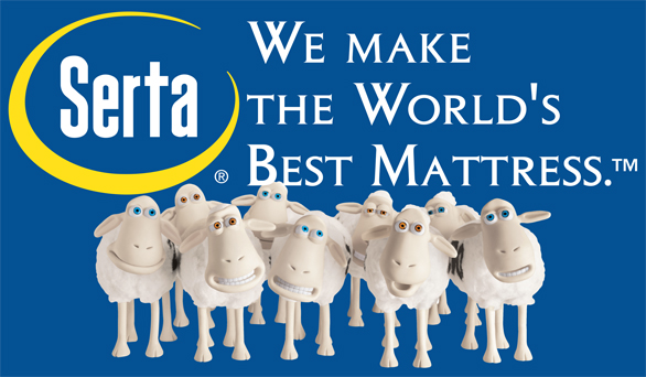 Serta Mattresses At Westwood Sleep Centers